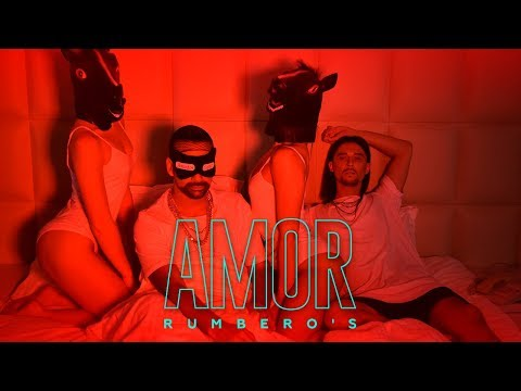 Embedded thumbnail for RUMBERO'S - Amor